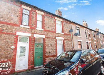 3 bed terraced house for sale in Bostock Street, Warrington WA5