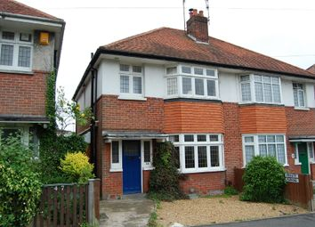 Thumbnail 3 bed semi-detached house to rent in Springfield Crescent, Parkstone, Poole