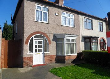 Thumbnail 3 bedroom property to rent in Hoyle Ave, Benwell