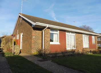 Thumbnail 2 bed semi-detached bungalow for sale in Test Road, Sompting, Lancing
