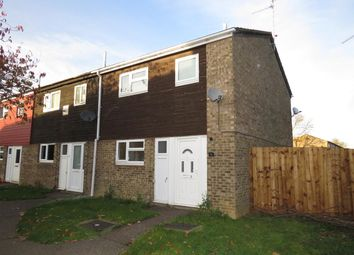 Thumbnail 3 bedroom end terrace house for sale in Stumpacre, Bretton, Peterborough