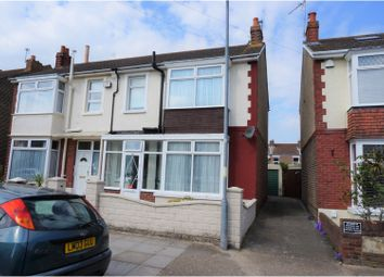Thumbnail 3 bed semi-detached house for sale in Chilcote Rd, Portsmouth