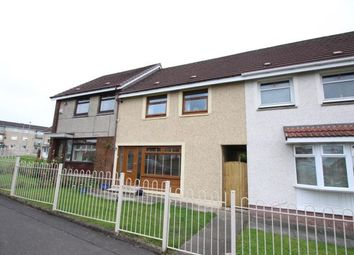 Thumbnail 3 bed terraced house for sale in Wellbrae Terrace, Moodiesburn, Glasgow, North Lanarkshire