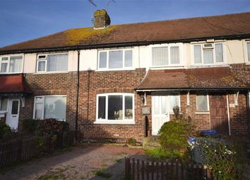Thumbnail 3 bed terraced house for sale in Northbrook Road, Broadwater, Worthing, West Sussex