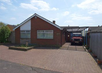 Thumbnail 3 bed detached bungalow for sale in Clifton Road, Netherseal, Swadlincote, Derbyshire