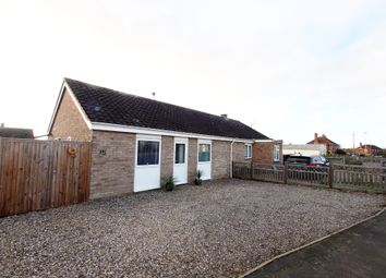 Thumbnail 2 bed semi-detached bungalow for sale in Rothbury Road, Wymondham
