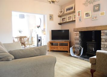 Thumbnail 3 bed terraced house for sale in West Brampton, Newcastle-Under-Lyme
