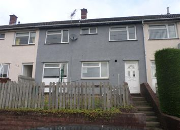 Thumbnail 2 bed terraced house to rent in Marshfield Court, Tonyrefail, Porth