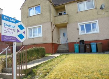 Thumbnail 3 bed flat for sale in Lomond Road, Townhead, Coatbridge, North Lanarkshire