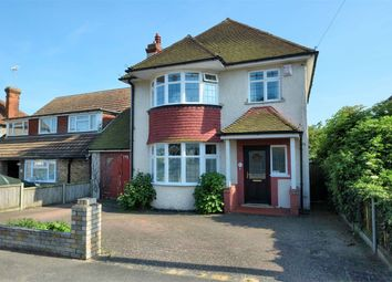 Thumbnail 3 bed detached house for sale in Queens Road, Tankerton, Whitstable, Kent