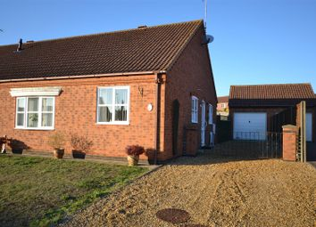 Thumbnail 2 bed semi-detached bungalow for sale in Reynolds Way, Dersingham, King's Lynn