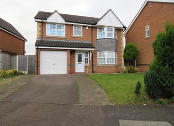 Thumbnail 4 bed property to rent in Celandine Road, Hamilton, Leicester