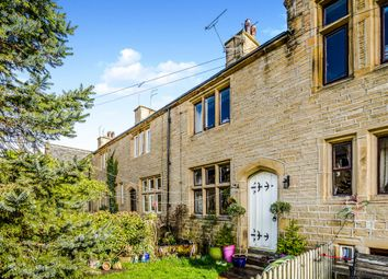 Thumbnail 3 bed cottage for sale in Railway Terrace, Copley, Halifax