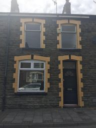 Thumbnail 3 bed terraced house to rent in Griffith Street, Maerdy, Ferndale