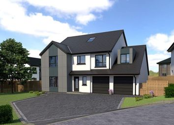 5 bed detached house for sale in Plot 60, The Crescent, Grove Park, Ramsey IM8