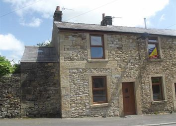 Thumbnail 2 bedroom terraced house to rent in Preston Road, Longridge, Preston