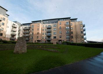 Thumbnail 1 bedroom flat for sale in Hawkhill Close, Edinburgh