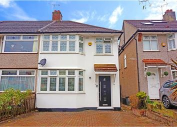 Thumbnail 3 bed semi-detached house for sale in Highfield Road, Woodford Green