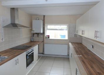Thumbnail 3 bed terraced house to rent in Westfield Lane, Mansfield