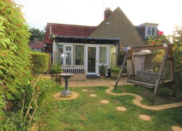 Thumbnail 2 bed bungalow for sale in Hever Avenue, West Kingsdown, Sevenoaks, Kent