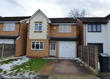 Thumbnail 4 bed detached house for sale in Hartswell Drive, Birmingham, West Midlands