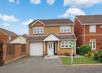 Thumbnail 4 bed detached house for sale in 16, Spencer David Way, St Mellons, Cardiff, Cardiff