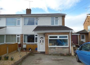 Thumbnail 3 bed semi-detached house for sale in Melwood Close, Penyffordd, Chester, Flintshire