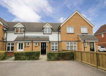 Thumbnail 2 bed terraced house for sale in Eckford Close, Hawkinge, Folkestone
