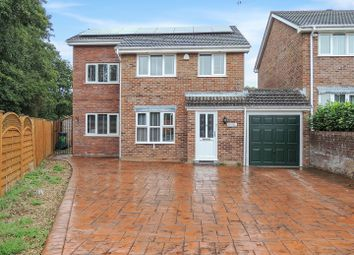 4 bed link-detached house for sale in Dovey Court, North Common, Bristol BS30