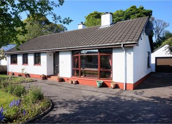 Thumbnail 4 bed detached bungalow for sale in Gleneagles, Derry / Londonderry