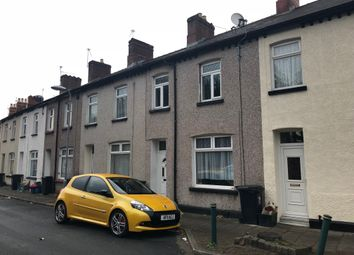 Thumbnail 2 bedroom terraced house to rent in Philip St, Newport