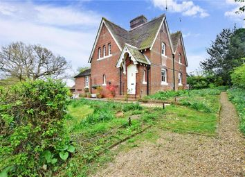 Thumbnail 3 bed semi-detached house for sale in Maplehurst Road, West Grinstead, Horsham, West Sussex