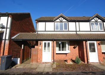 Thumbnail 2 bed end terrace house to rent in Troutbeck Close, Lincoln