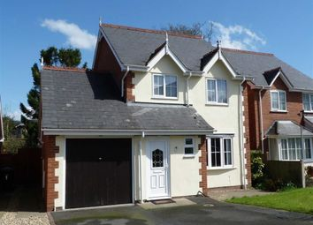 Thumbnail 3 bed detached house for sale in 2, Glan Cerniog, Carno, Caersws, Powys