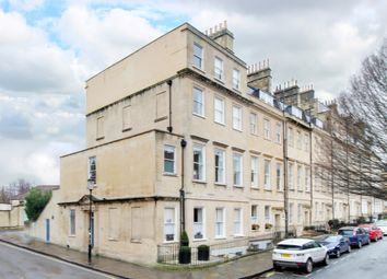 Thumbnail 2 bedroom flat for sale in Catharine Place, Bath