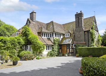 Thumbnail 6 bed detached house for sale in Walpole Avenue, Chipstead, Surrey