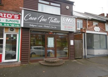 Thumbnail Retail premises to let in Sheffield Road, Chesterfield