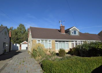 Thumbnail 2 bed semi-detached bungalow for sale in Barkhill Road, Vicars Cross, Chester