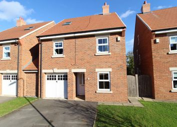 Thumbnail 5 bed detached house for sale in Robb Close, Thirsk