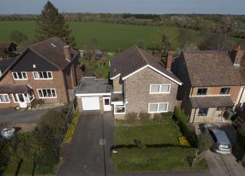 Thumbnail 3 bed detached house for sale in The Greenway, West Hendred, Wantage