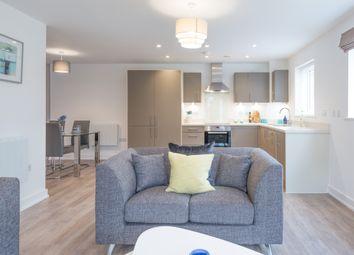 Thumbnail 2 bed flat to rent in Holmbush Mews, Horsham