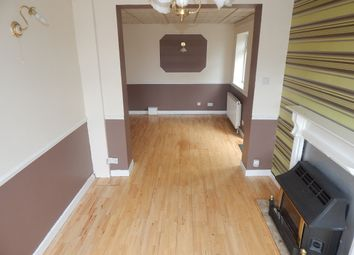 Thumbnail 3 bed semi-detached house to rent in Kensington Close, Batley