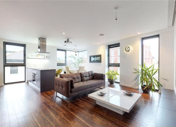 Thumbnail 2 bed flat for sale in Lavender House, 1B Ratcliffe Cross Street, London