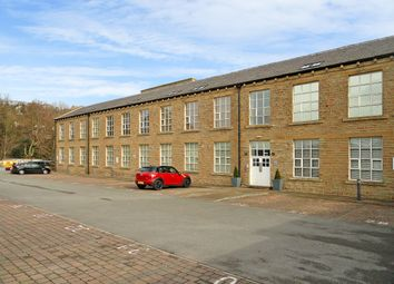 Thumbnail 2 bedroom flat for sale in The Park, Kirkburton, Huddersfield
