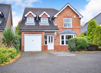 Thumbnail 4 bed detached house for sale in Castlewood Grove, Sutton-In-Ashfield, Nottinghamshire, Notts