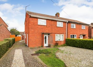 Thumbnail 3 bedroom semi-detached house for sale in Loundyes Close, Thatcham
