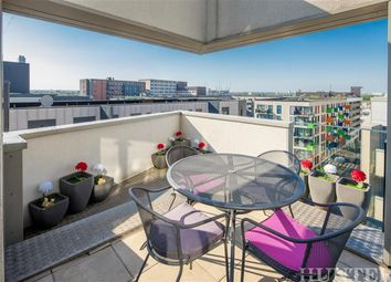Thumbnail 2 bed flat to rent in Crane Heights, Waterside Way, London