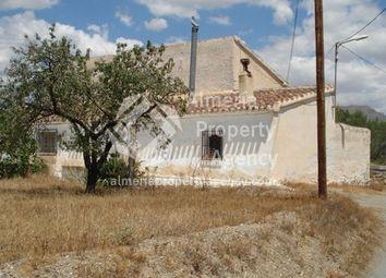 Thumbnail 6 bed property for sale in El Arroyo Del Saliente, Almería, Spain