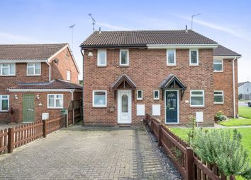 Thumbnail 2 bed semi-detached house for sale in Aspen Close, Aylesbury