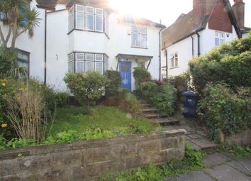 Thumbnail 4 bed semi-detached house to rent in Village Road, London